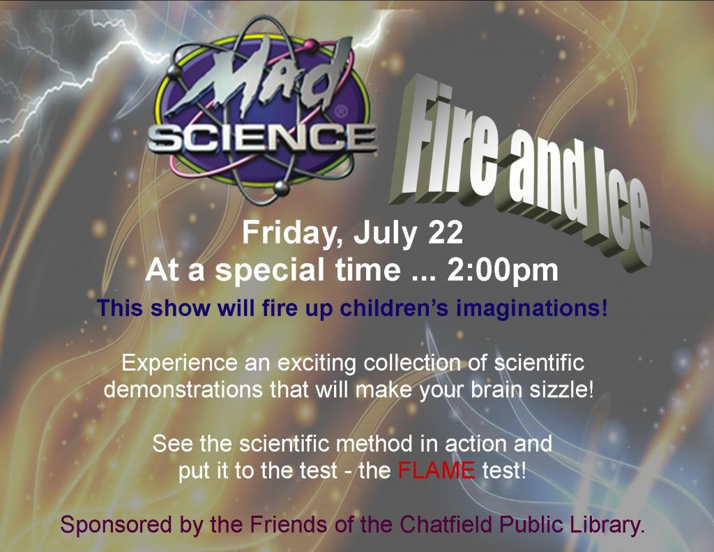 Mad Science Program