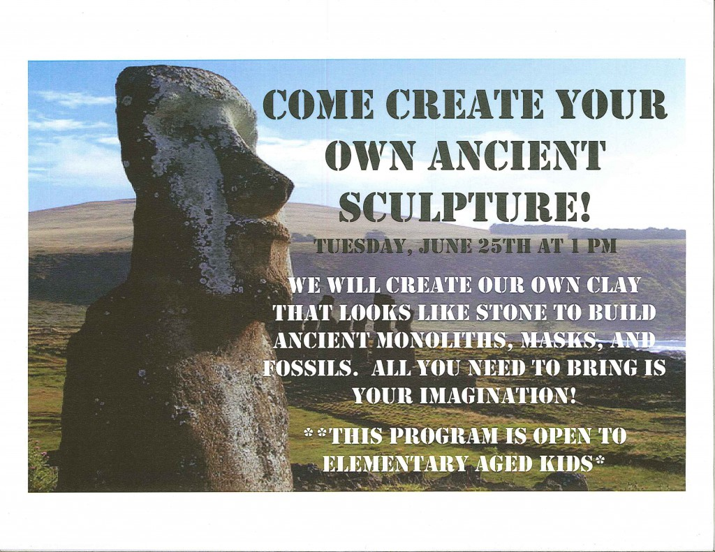 Ancient Sculpture program
