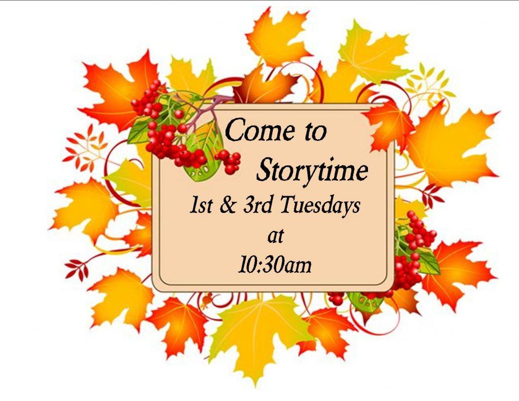 autumn-storytime