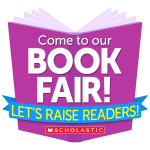 Scholastic Book Fair link to Online shopping