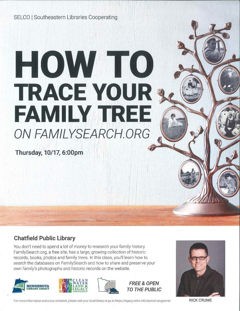 How to Trace your Family Tree on Familysearch.org