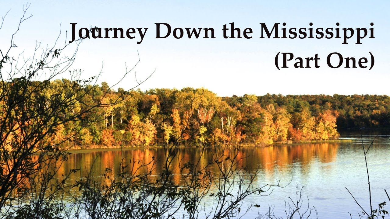 mississippi journey with Doug Ohman