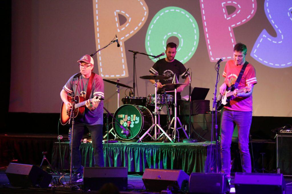 Jolly Pops concert at City Park June 18 at 10:30am